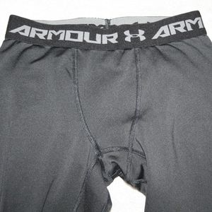 UNDER ARMOUR Boy's Compression Pants Medium 8-10